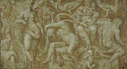 Ecole bolonaise de la première partie du XVIème siècle