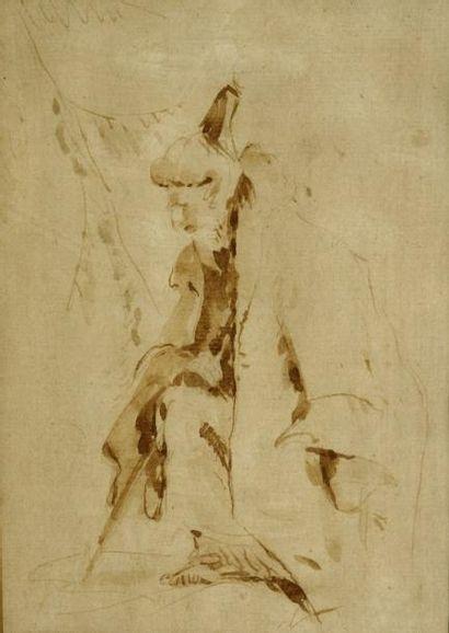 Attribué à Giovanni RAGGI (Bergame 1712 - 1794)