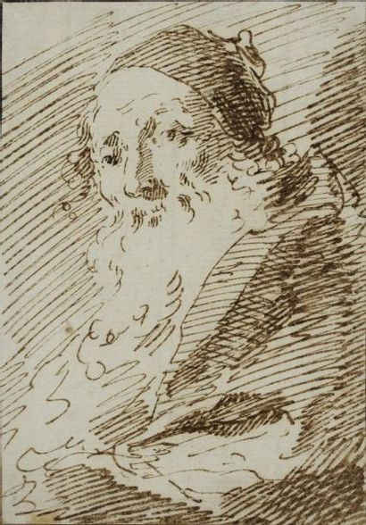 Francesco Salvador FONTEBASSO (Venise 1709 - 1769)
