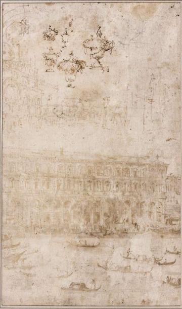 Francesco GUARDI (Venise 1712 - 1793)