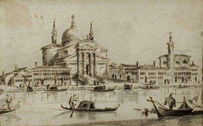 Giacomo GUARDI (Venise 1734 - 1835)