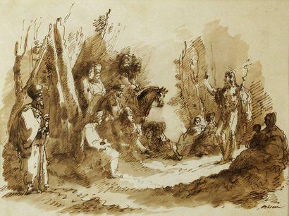 Giuseppe Bernardino BISON (Palmanova 1762 - Milan 1844)