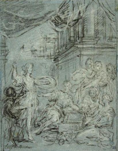 Louis de BOULOGNE le Jeune (Paris 1654 - 1733)