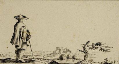 Jean Baptiste NOLLIN (Paris 1657- 1725)