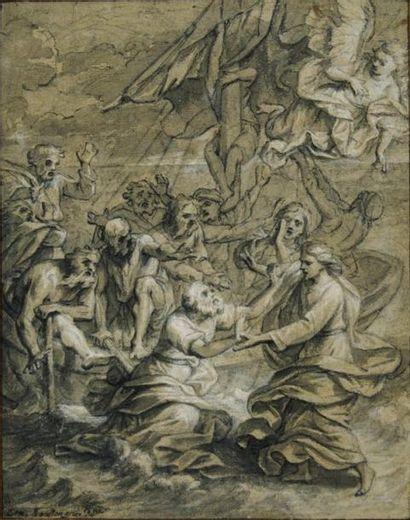 Bon de BOULOGNE l'Ainé (Paris 1649 - 1717)