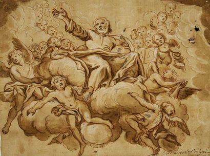 Louis DORIGNY (Paris 1654 - Vérone 1742)