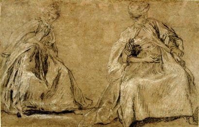 Nicolas LANCRET (Paris 1690 - 1743)
