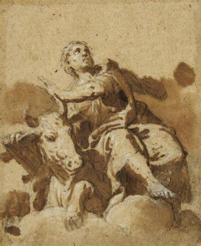 Attribué à Benedetto CALIARI (Vérone 1538 - 1598)