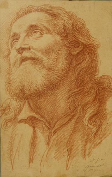 Etienne PARROCEL dit le Romain (Avignon 1696 - Rouen 1776)