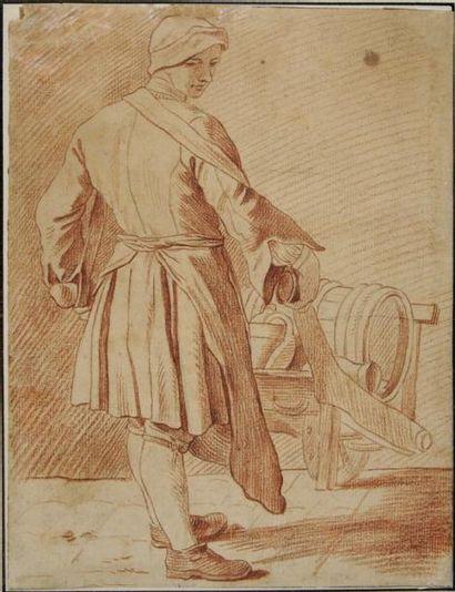 Edme BOUCHARDON (Chaumont 1698 - Paris 1762)