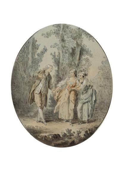 Charles-Dominique EISEN (Valenciennes 1720 - Bruxelles 1778)