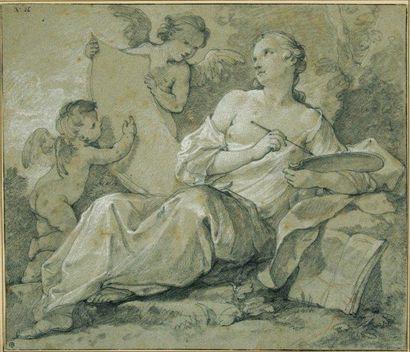 Charles-Jospeh NATOIRE (Nîmes 1700 - Castelgandolfo 1777)