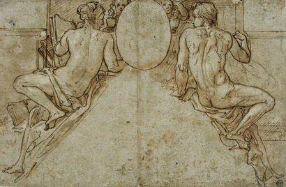 Atelier de Federico ZUCCARO (San Angelo in Vado 1540 - Ancone 1609)