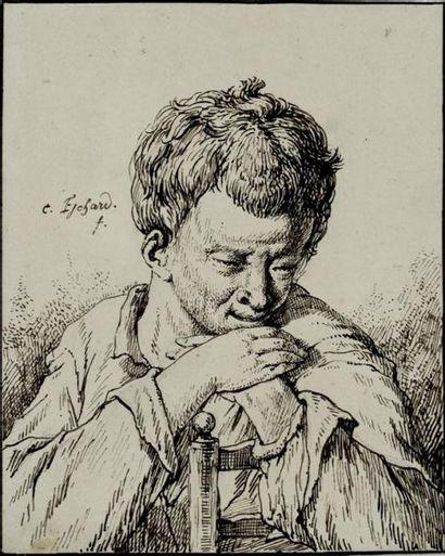 Charles ESCHARD (Caen 1748 - 1810)