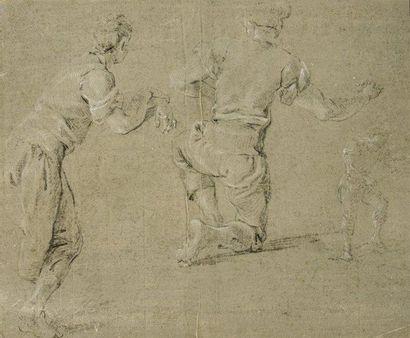 Jacques Antoine dit Chevalier VOLAIRE (Toulon 1729 - Naples 1802)