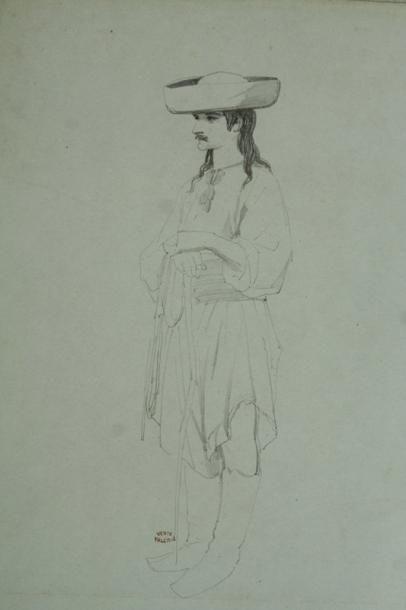 Théodore VALERIO (Forges-de-Herserange 1819 - Vichy 1879)