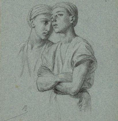 Alexandre BIDA (Toulouse 1823 - Buhl 1895)
