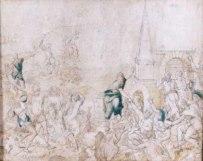 Attribué à Etienne DELAUNE (Milan vers 1518 - Strasbourg 1583) et son atelier
