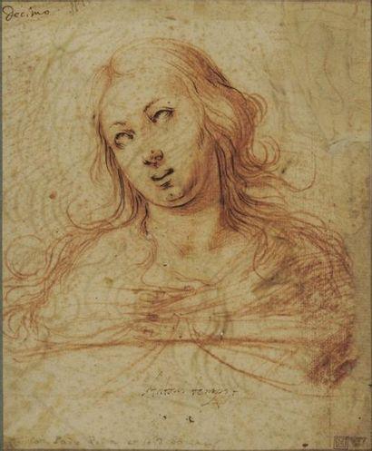 Attribué à Antonio TEMPESTA (Florence 1555 - Rome 1630)