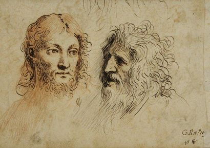 Jacopo NEGRETTI dit Palma il GIOVANE (1544 - Venise 1628)