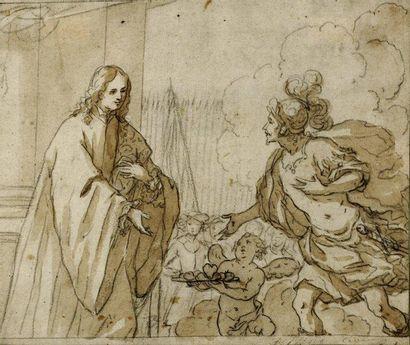 Giovanni Battista CARLONE (Gênes 1592 - 1677)