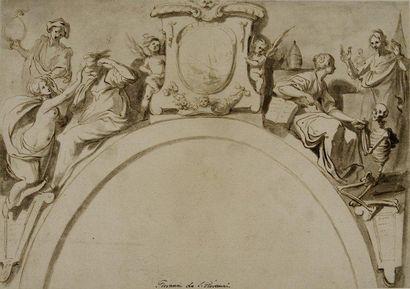 Giovanni MANOZZI, dit Giovanni da San Giovanni (San Giovanni Valdamo 1592 - Florence 1636)