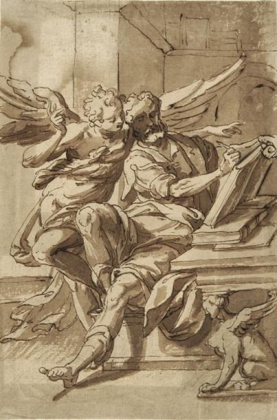 Ecole italienne de la fin du XVIème siècle