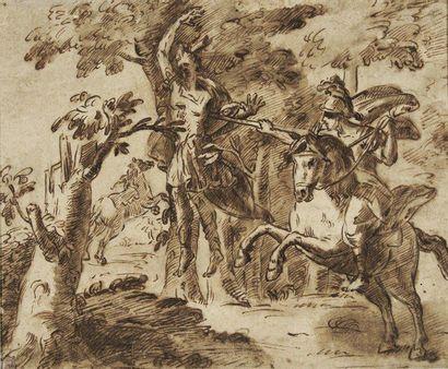 Ecole italienne du XVIIème siècle