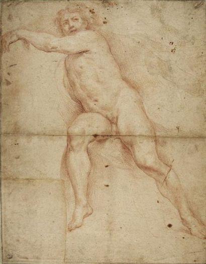 Ecole d'Andrea SACCHI (Nettumo 1599 - Rome 1661)