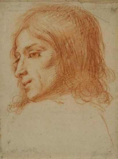Attribué à Francesco FURINI (Florence 1603 - 1646)
