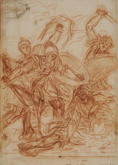Baldassare FRANCESCHINI dit Il Volterrano (Volterra 1611 - Florence 1689)
