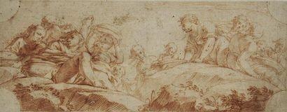 Giulio CARPIONI (Venise 1613 - Vincence 1679)