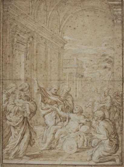 Giovanni Battista MANELLI (Actif en Italie au XVIIe)