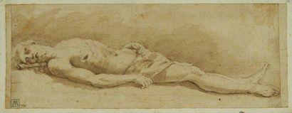 Entourage de Nicolas POUSSIN (Villiers 1594 - Rome 1665)