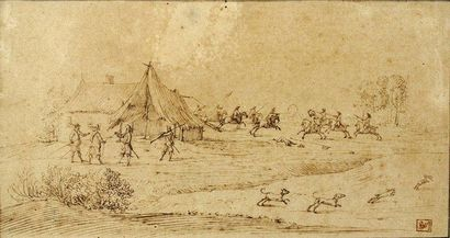 Israël SYLVESTRE dit le Jeune (Nancy 1621 - Paris 1691)
