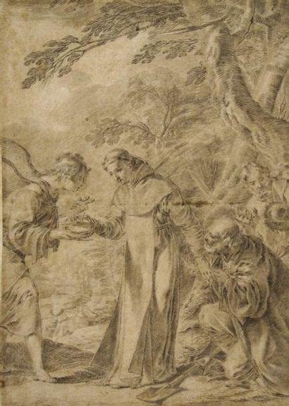 Atelier de Laurent DE LA HYRE (Paris 1606 - 1656)