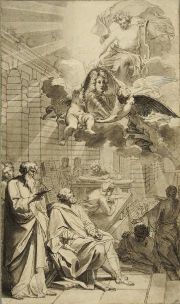 Sébastian LECLERC (Metz 1637 - Paris 1714)