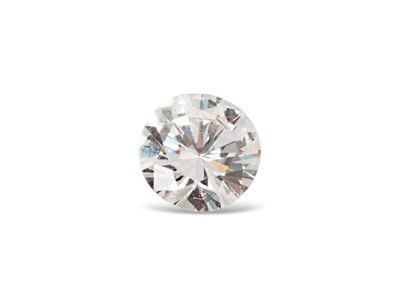 Diamant de taille brillant d'environ 0,90...