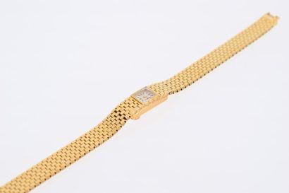 LACLOCHE Montre bracelet de dame duoplan...