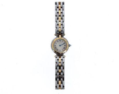 CARTIER Paris Montre bracelet de dame