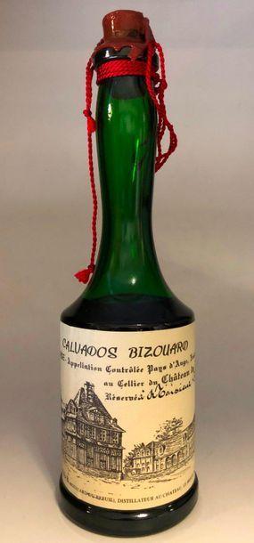 1 bouteille CALVADOS
