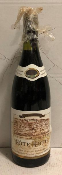 1 bouteille CÔTE-RÔTIE