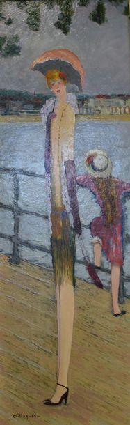 Ramon DILLEY (1932)  La Michtilde devant...