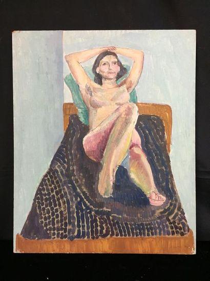 Claude LANTIER (XXth)  Female Nude  Batch...