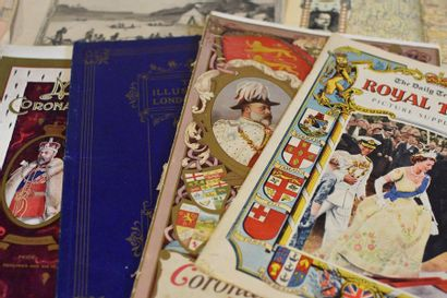 Set of period magazines, very abundantly illustrated with black and colour photographs...
