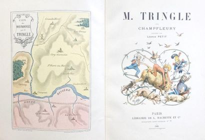 CHAMPFLEURY (Jules François Félix Husson,...