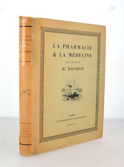 DAUMIER (Honoré). La Pharmacie et la Médecine...