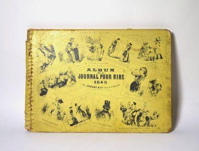 [JOURNAL POUR RIRE (Le)]. Album du Journal...