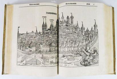 § Chronique de Nuremberg - SCHEDEL (Hartmann)....