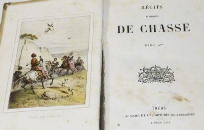 [Chasse - CHAVANNES DE LA GIRAUDIERE (H....
